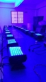outdoor dmx wall wash led stage lighting led city color rgb 3in1 54x3w 4
