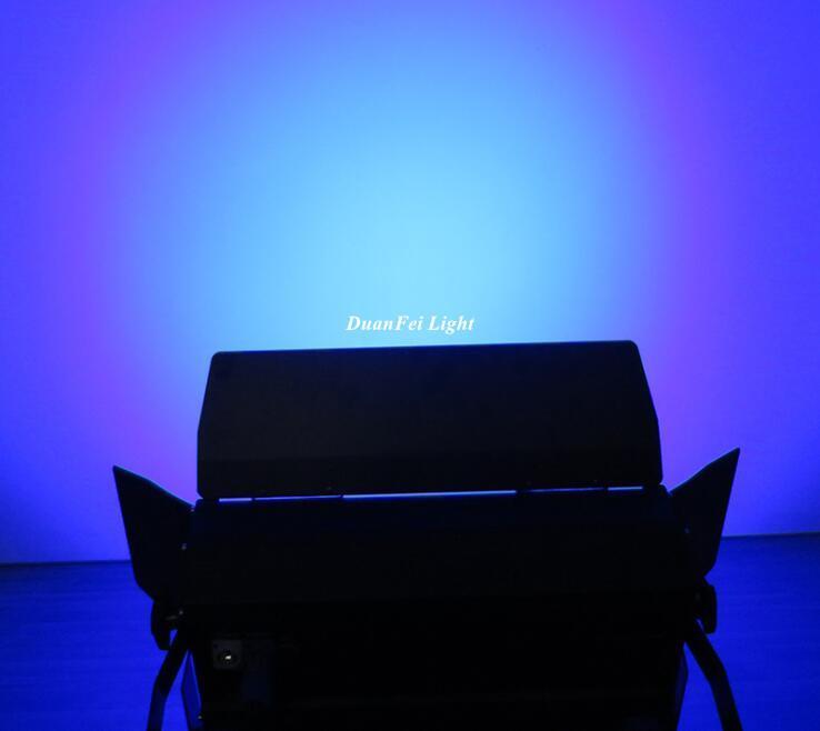 high bright wall washer led studio light 18x20w rgb stage wash wall light 4