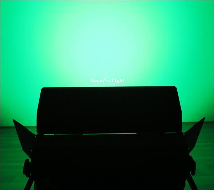 high bright wall washer led studio light 18x20w rgb stage wash wall light 5