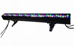Indoor led bar wall wash light rgbw led wall washer light  72x3w
