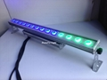 outdoor dot wall washer light rgb COB led bar ip65 piexl control led bar 14x30w