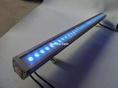 led rgb wall washer dj led bar dmx wall washer 36x3w