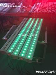 led linear bar wall wash