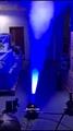 LED Co2 jet machine 12x3w led rgb 3in1 co 2 jet machine stage equipment