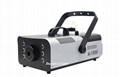 led smoke machine 1500W 6x3w 3in1 rgb