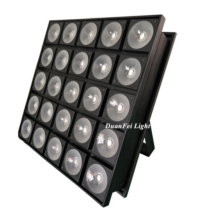 led blinder dmx led matrix light stage backdrop 25x30W RGB 3in1 piexl blinder  2
