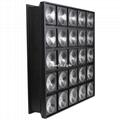 led blinder dmx led matrix light stage backdrop 25x30W RGB 3in1 piexl blinder  1