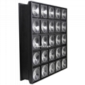 led blinder dmx led matrix light stage backdrop 25x30W RGB 3in1 piexl blinder
