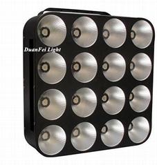 Cob blinder led 16pcs x 30w Matrix led cob rgb 3in1