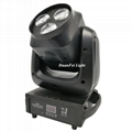 3x40w bee eye moving head rgbw wash zoom moving head led beam