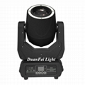 150w moving head led spot light 24x0.2w rgb led wash