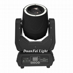 LED 200W Spot Moving Head 3 prism with led round 24X0.5W RGB 3-in-1