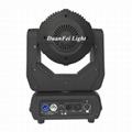 150w moving head led spot light 24x0.2w rgb led wash