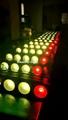 5x30w rgb led matrix stage 3in1 led dot matrix cob blinder 5
