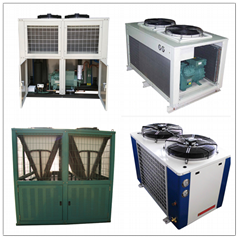 Air-cooled Condensing Unit For Cold Room