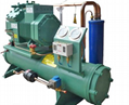 Water Cooled Condensing Unit Cold Room Chiller 4