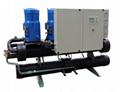 Scroll & Piston Compressor Water Chiller