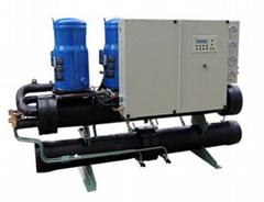 活塞&涡旋压缩机冷水机组