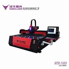 小功率光纤激光切割机 广告行业金属字激光切割