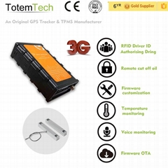 hot sales AT07-3G vehicle gps tracker advanced google map camera 3G RFID fuel se