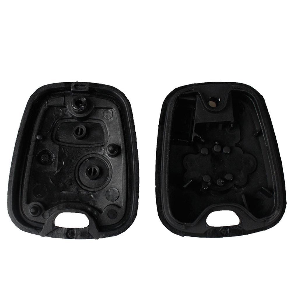 2 Button Key Shell Remote Key Fob Case For Citroen C1 C2 C3 Xsara Saxo Berlingo  1