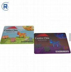 Hot sell HF 13.56MHz rfid MIFARE Classic(R) 1K card smart card