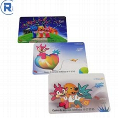Logo Design 13.56mhz rfid MIFARE MINI S20 hotel key card High quality cheap pric
