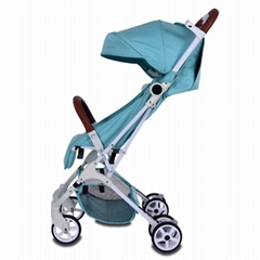 2018 New Airplane Stroller Baby Carriage 2 in 1 Seat and Sleep
