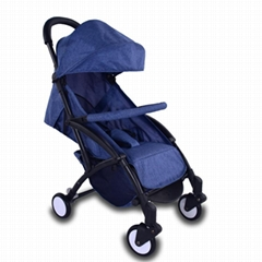 Light Weight Airplane Baby Stroller With EN1888