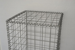 Welded Gabion wire mesh
