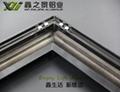 鑫之景3.3公分雙面磁吸燈箱鋁型材 3
