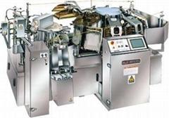 日本古川全自动给袋式真空包装机