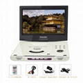 Wholesale 10 INCH portable DVD screen allows 270 degrees of rotation 3