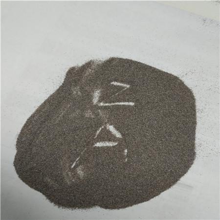 高端涂附磨具用锆刚玉氧化锆金刚砂灰色zirconia aluminaZA25ZA40 1