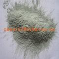 喷砂抛光碳化硅绿砂粉