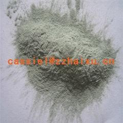 噴砂拋光碳化硅綠砂粉