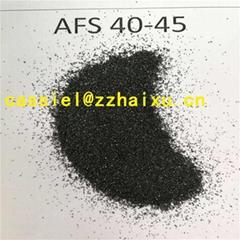 chromite sand  AFS30-35 AFS35-40 AFS40-45 AFS45-55 AFS50-55 AFS55-60 AFS60-65