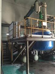 供热系统安全平板硫化机油加热器