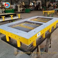 Ben     ctory Price Steel Made 600x600 2 Cavities Floor Tiles Mould