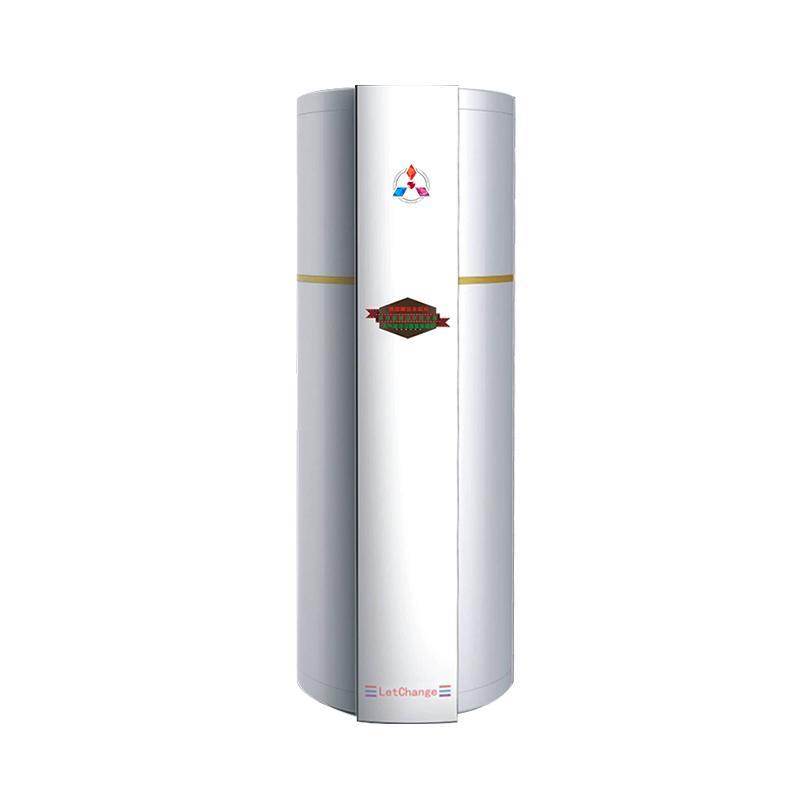 德洛施克黑金圭纳米芯片远红外线变频中央热水器 1
