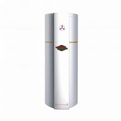 德洛施克黑金圭納米芯片遠紅外線變頻中央熱水器