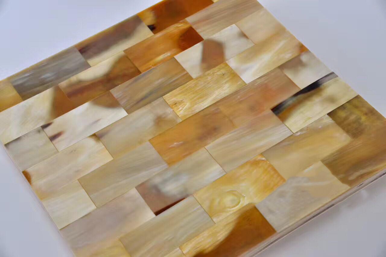 牛角牛骨装饰板 2