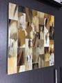 牛角牛骨装饰板 4