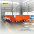 Heavy-duty advanced factory use rail guided transfer trolley