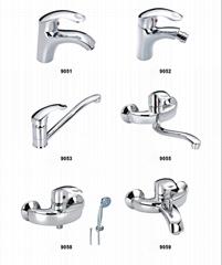 china supplier cheap bathroom brass faucet