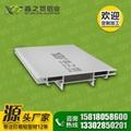 鑫之景厂家爆款12公分双面立式卡布灯箱铝型材 低价促销 1