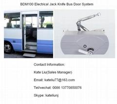 Electrical Jack Knife Bus Door System(BDM100)