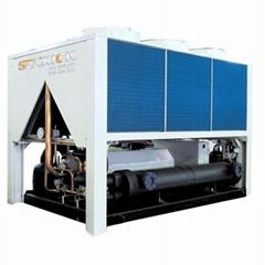 森瑞克风冷螺杆式冷水机