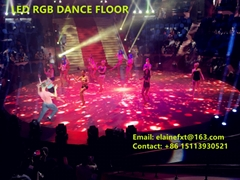 Led Dance Floor Products Led Starlit Dance Floors