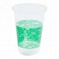 16 oz Compostable PLA Corn Plastic Live